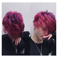 Pink Hair ❤ liked on Polyvore featuring accessories, hair accessories and pink hair accessories