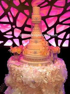WEDDING CAKE. ~ NOW THAT'S AN INCREDIBLE CAKE DESIGN❗️⭐️❤️⚠️❤️⭐️❗️ ➕‼️‼️‼️➕‼️