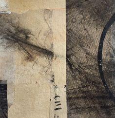 'Wheel' | Lynn Watt, collage