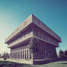 Ultrawide experiments #symmetry #architecture #fisheye #14mm #samyang #vintage #retro #film #vsco #midtown #wsu #detroit #instagood #picoftheday