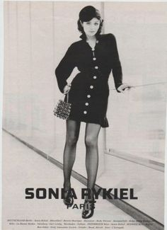 e7000b5602 15 Best sonia rykiel images in 2016   Fashion History, Sonia rykiel ...