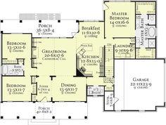 Southborough House Plan