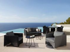 Diamond. Outdoor Furniture Cane-line