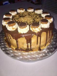 Toffife torta