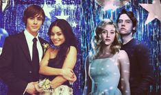 Two of my favorite tv and real life couples ever❤️ #Bughead #Troyella #Sprousehart #Zanessa