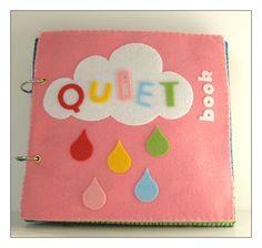 Encore un livre... Quiet book #1