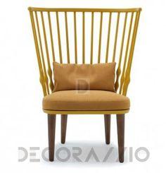 #armchair #furniture #design #interior кресло Andreu World Nub, AW214