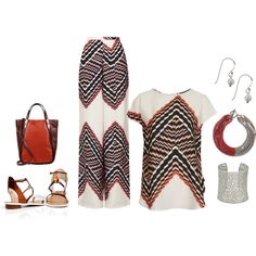 """Rust can be Pretty"" by damali64 on Polyvore"