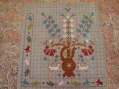 Χειροτεχνήματα: Σχέδια της Ντε μι σε για κέντημα / DMC cross stitch patterns