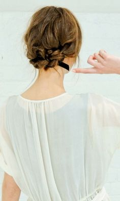 Cool and Cheap: FITA NO CABELO...