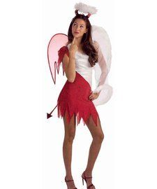 Heavenly devil halloween costume the