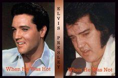 Elvis Presley celebrities-then-and-now