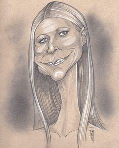 Gwyneth Paltrow... by Theo.