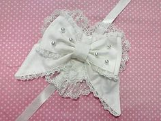Lolibrary   Angelic Pretty - Hair accessories - Dolly Heart-type Canotier