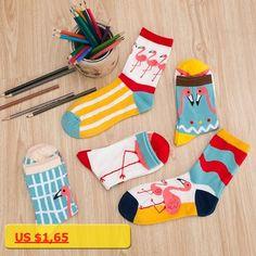 1Pair High Quality New Lovely Cartoon Women Socks Cotton Sox Japanese Fashion Style Socks Autumn Winter Warm Lady Girls Socks