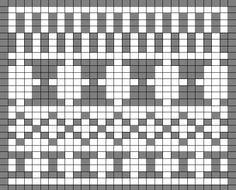patroon rand grannyplaid
