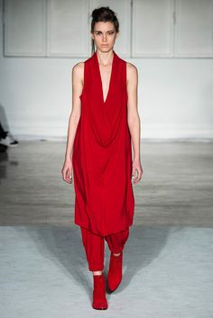 Zero + Maria Cornejo, Look #13