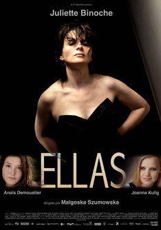 """Tráiler de """"Ellas"""". Información, sinópsis y ficha técnica de la película #films #movies"""