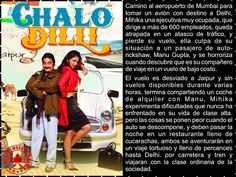 Cine Bollywood Colombia: Chalo Dilli