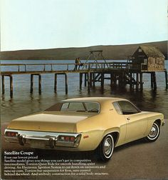 Diagnosed with Nostalgia America Muscle, Plymouth Muscle Cars, Plymouth Satellite, Chrysler New Yorker, American Classic Cars, Car Photos, Mopar, Cars And Motorcycles, Cool Cars