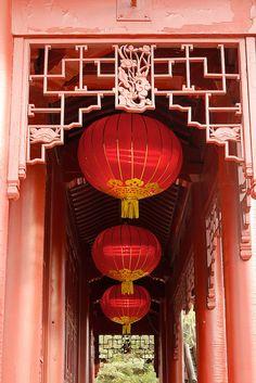 Chinese Lanterns - Botanic Gardens, Montreal | Flickr - Photo Sharing!
