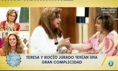 Recordando una entrevista de María Teresa Campos a Rocío Jurado  http://www.telecinco.es/quetiempotanfeliz/Recordando-Rocio-Jurado_2_1594980070.html