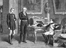 Treaty of Schönbrunn - Wikipedia