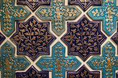 Плитки kashani #изразцы #персидскиеизразцы