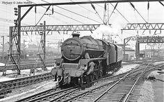Stanier Black 5 at Crewe Junction