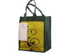 Latest jute shopping bag manufacturer in Bangladesh. Jute Shopping Bags, Bags 2015, Jute Bags, Women, Woman
