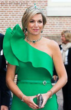 Queen Máxima 44th Birthday (born Maxima Zorreguieta Cerruti on 17 May, 1971)