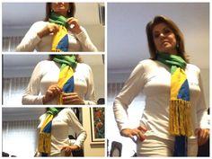 Raquel Superlinda: Sê Chique  - Em Verde e Amarelo