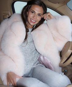 #fur #jacket #shop the collection on www.tzarinabyollia.com