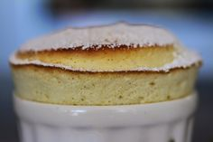 Passion fruit souffle. Learn how to make this fluffy dessert and impress your guests!
