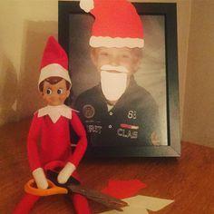Mischievous Copy Boy | Funny Elf on the Shelf Ideas | POPSUGAR Moms Photo 10