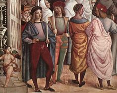 Pinturicchio Frescoes in the Piccolomini Library of the Duomo in Siena | Art in Tuscany | Podere Santa Pia, Holiday house in the south of Tuscany