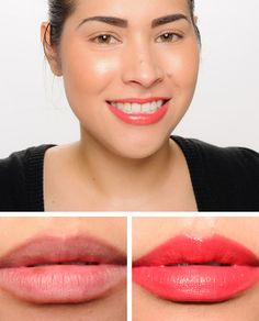 Dior Sunset (660) Rouge Dior Couture Lipstick Review, Photos, Swatches
