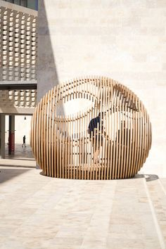 """Gallery of European Architecture Students Assembly """"Not Yet Decided"""" - 13 Tectonic Architecture, Architecture Student, Landscape Architecture, Interior Architecture, Pavilion Architecture, Urban Furniture, Street Furniture, Landscape Elements, Landscape Design"""