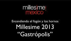 la tercera edición de Millesime México La perfecta oportunidad para disfrutar las más delicadas experiencias gastronómicas y convivir personalmente con la elite gastronómica de México y España.