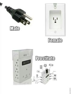 Sex humor for electricians!