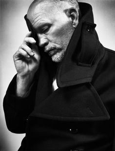 Vincent Peters  John Malkovich  New York, 2006