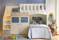 Literas de diseno | Muebles para niños | Especialistas en amueblar habitaciones infantil y juvenil