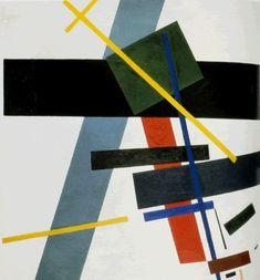 Kasimir Malevitch   la modernité en marche   design et typo