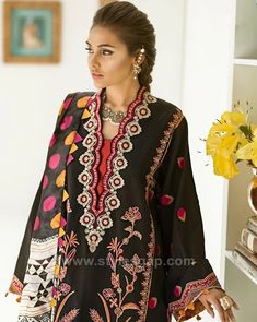 Indian Paksitani Stylish & Best Neckline Gala Designs for Asian Girls 2020 Collection for Asian Women consists of simple casual, heavy formal neck styles Asian Woman, Asian Girl, Gala Design, Neckline Designs, Neck Pattern, Formal Wear, Kurti, Designer Dresses, Shirt Designs
