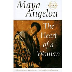 """""""The Heart of a Woman"""" is filled with unforgettable vignettes of famous people, from Billie Holiday to Malcolm X, but perhaps the most important is the story of Maya Angelou's relationship with her son. Because this book chronicles, finally, the joys and burdens of a black mother in America and how the son she had cherished so intensely and worked for so devotedly finally grows to be a man."""