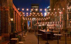Modern & Stylish Hotel Restaurants, Cafés and Roof-Top Bars | Pod Hotels