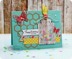 Taylored Expressions: Blog Design Team: Birthday Confetti!