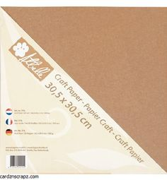 Kraft Card Kraft Card is a very versatile card, ideal for crafters, scrappers and artists. Suitable for model making, photomo Cork Art, Card Envelopes, Art Supplies, Dots, Paper Crafts, Artists, Writing, Model, Cards