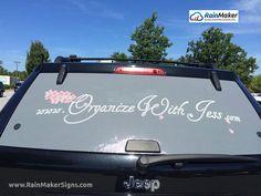 Small-Business-rear-window-graphics-RainMaker-Signs-Bellevue-WA