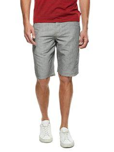 Frayed Hem Shorts by John Varvatos Star USA at Gilt